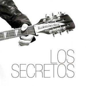 Logotipo Los Secretos Grupo Pop