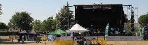 camion escenario festival