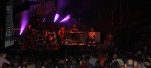 Concierto Mojinoz escozios Festival