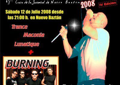 Historia del NubaRocK 2008