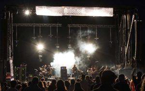concierto, publico, festival