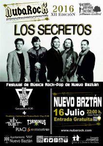 cartel festival los secretos