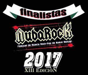 Finalistas NubaRocK 17