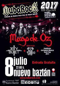 Mago de Oz en Nuevo Baztán, 8 de Julio