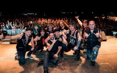 Un año más, NubaRocK reúne a miles de personas para disfrutar de una noche de música