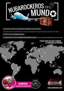 NubaRocKeros por el Mundo 2017