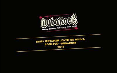 XIV Edición del Certamen de Música Rock-Pop de Nuevo Baztán