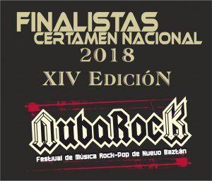 Finalistas NubaRocK 2018