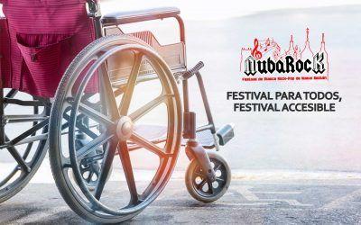 Festival para todos, festival accesible