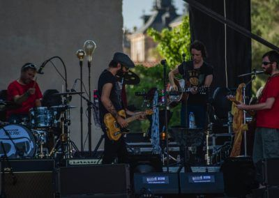 Sidecars - Fotos Festival NubaRocK 201816